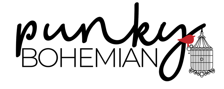 punky bohemian clothing and accessories